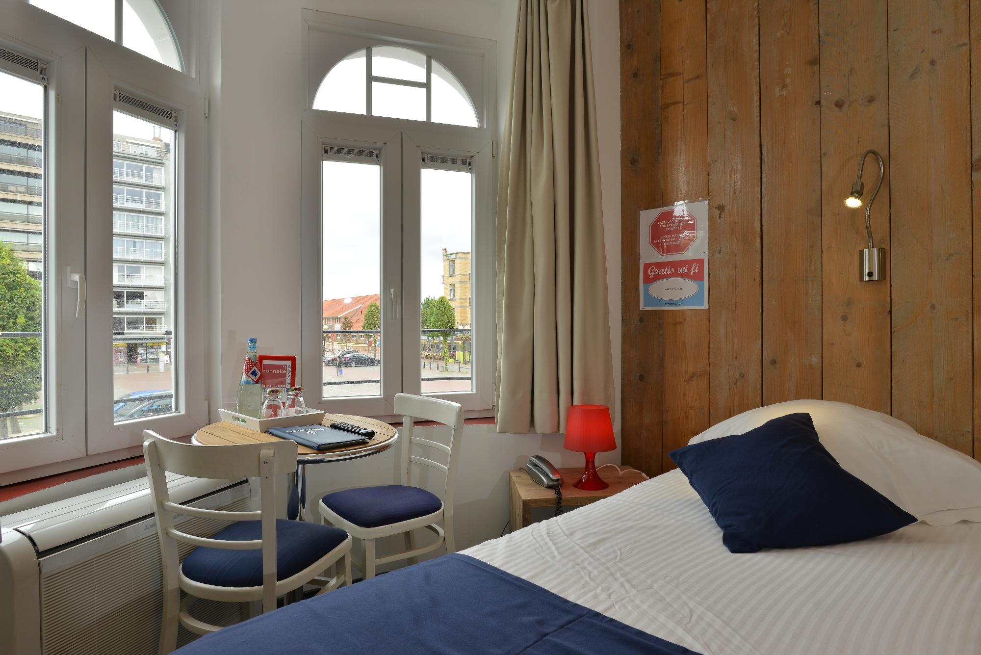Hotel single kamer De Panne Aanzee